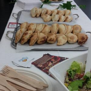 Catering mit Empanadas