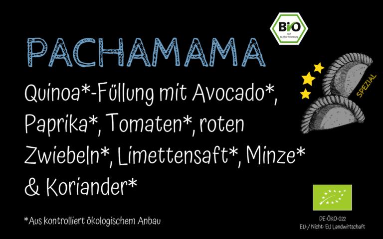 Empanada Pachamama