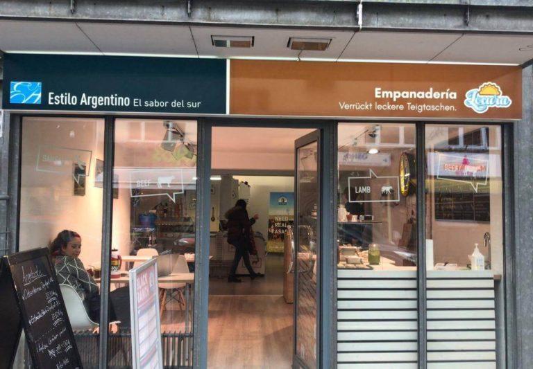 Empanada-Theke im Estilo Argentino