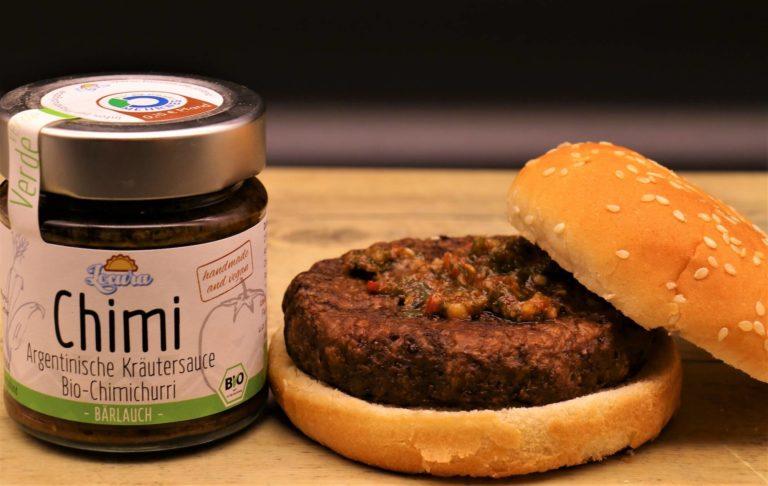 Locura 1 chimi auf burger